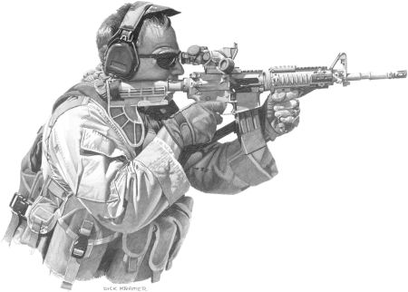 sniper illustrations