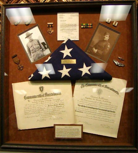 Tips for Displaying Military Memorabilia