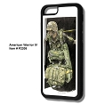 _CELL PHONE CASE; P2208 AMERICAN WARRIOR IV