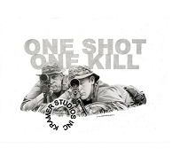 ONE SHOT ONE KILL - ORIGINAL SOLD