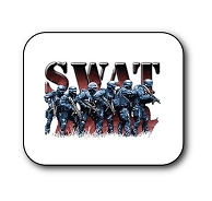 SWAT - Mouse Pad    Item # 697