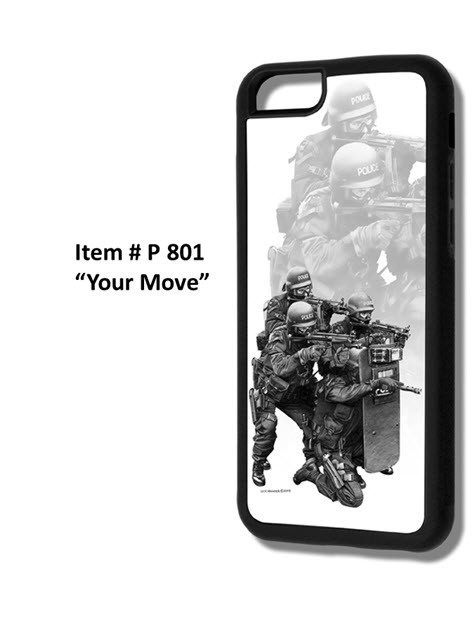 _CELL PHONE CASE; P801 YOUR MOVE