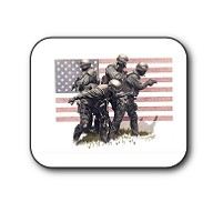 HOMELAND HEROES - Mouse Pad    Item # 699